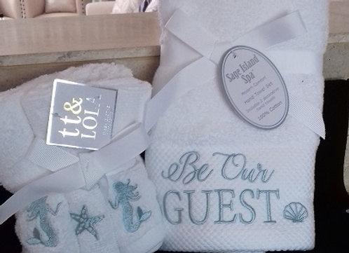 Accent Guest Towels