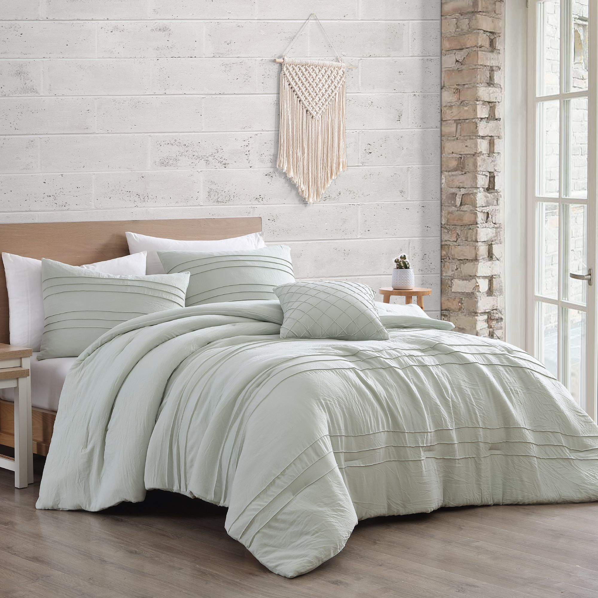 Taylor Green 4 Piece Comforter Set $85.00