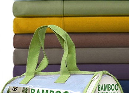 Back by Popular Demand Bamboo Sheet Sets - Queen