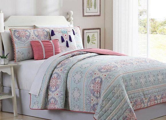 5 Pieces Duvet Set - Rama