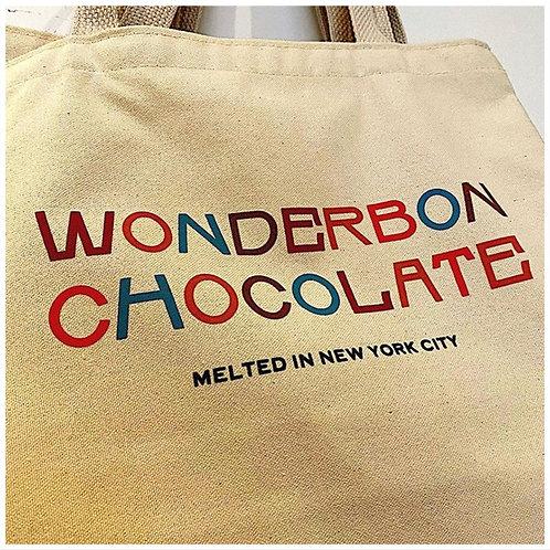 Medium Natural Wonderbon Shoulder Bag