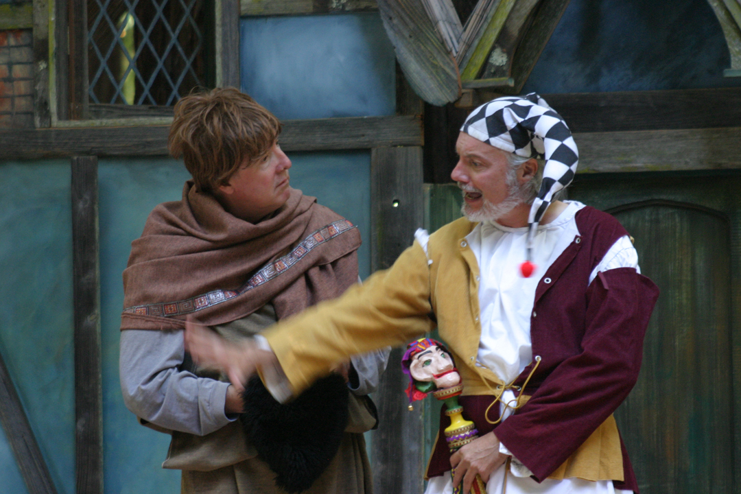 Corin and Touchstone As You Like It 2010
