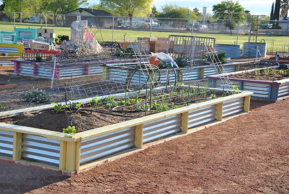 Raised Bed Gardening at DIG it