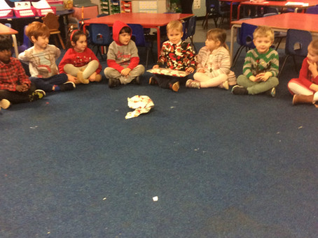 Christmas Fun - Turtle's Class