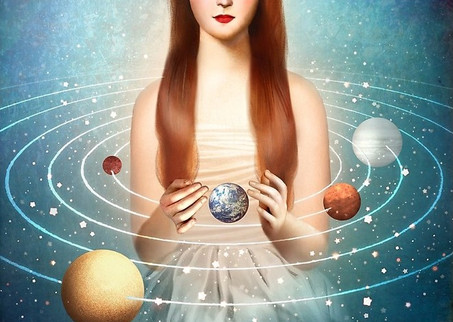 Uraani ja Veenuse ühendusest. Vabadusest, maagiast ja kooskõlast. Ei midagi uut...