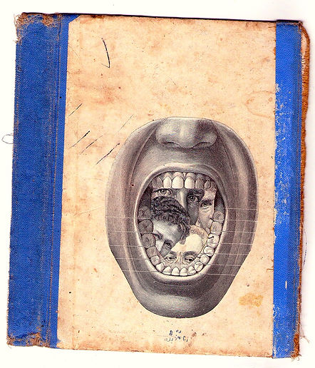 federico hurtado, boek visual, poesia visual, visual poetry,