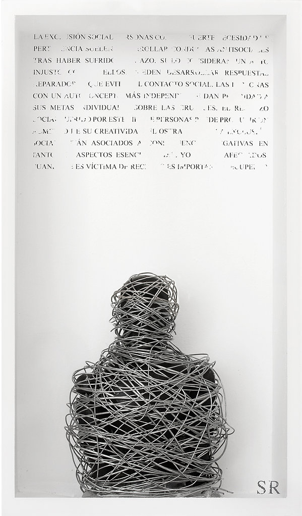 Sergio ramirez, boek visual, visual poetry, poesia visual,