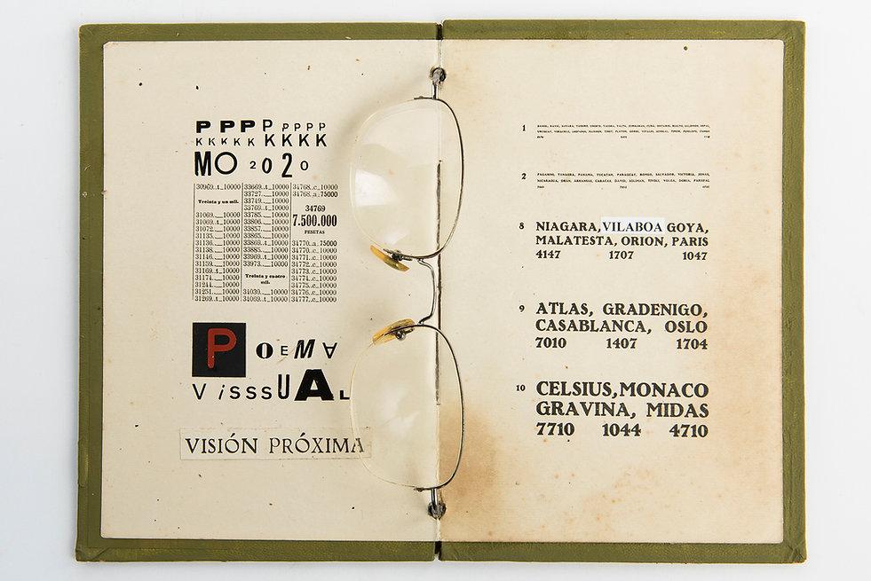 pepe caccamo, poesia visual, boek visual,