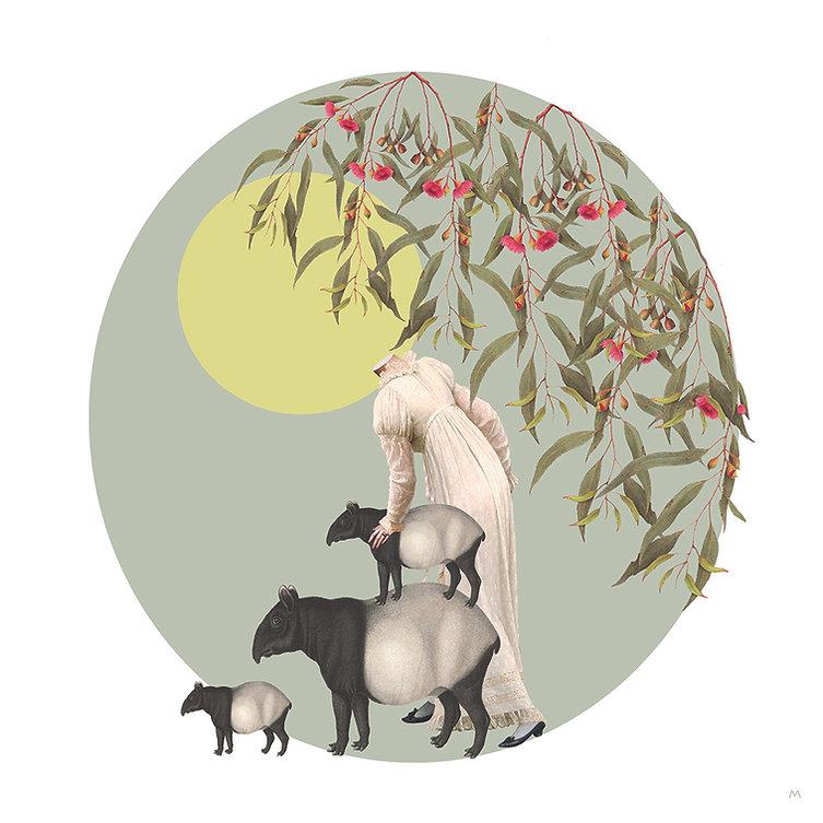 marta de los pajaros, boek visual, visual poetry, poesia visual,