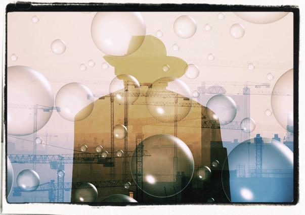 El poeta ante la burbuja inmobiliaria
