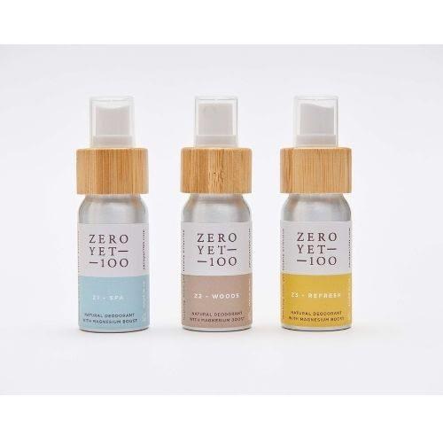 Zero Yet 100 - Mini Me Set: Spray It / 迷你套裝: 噴霧
