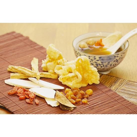 Tai On Soup - 淮杞花膠湯