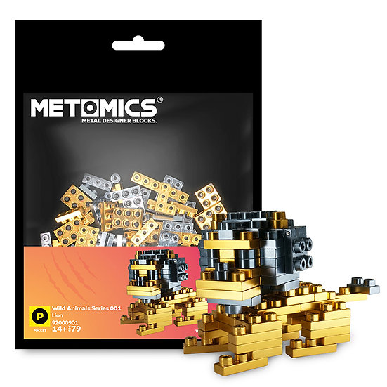 METOMICS - Lion / 獅子