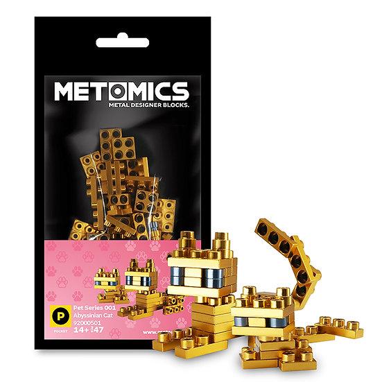 METOMICS - Abyssinian Cat / 阿比西尼亞貓