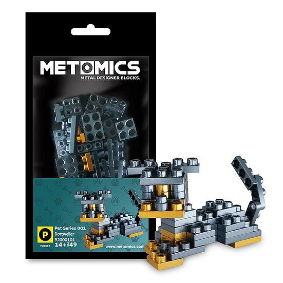 METOMICS - Rottweiler / 羅威納犬