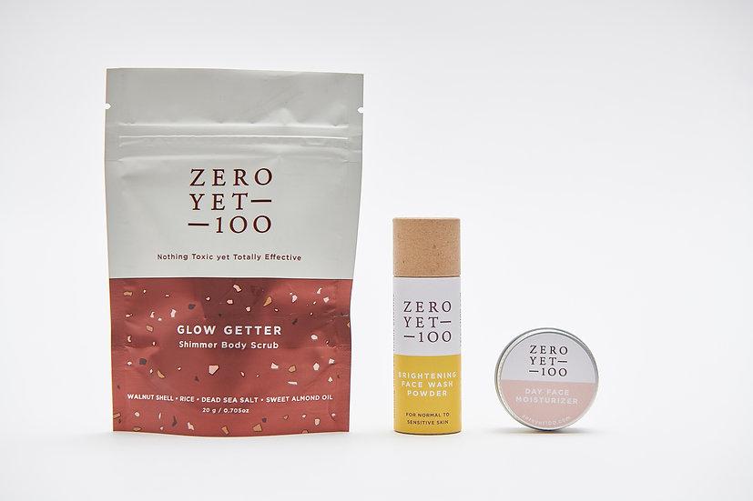 Zero Yet 100 - NEW – Mini Me Set: Glow It / 新! 迷你套裝: 發光