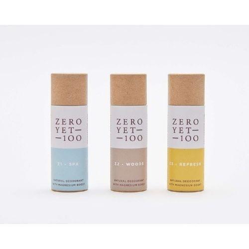 Zero Yet 100 - Mini Me Set: Stick It / 迷你套裝: 涂抹