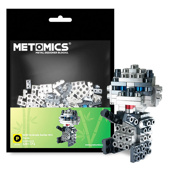 METOMICS - Panda / 熊貓