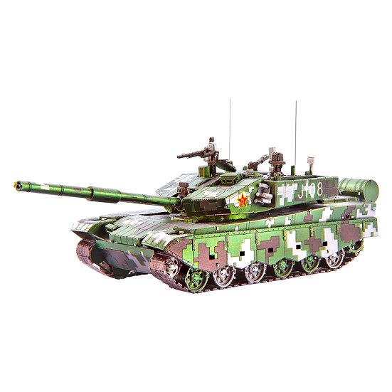 piececool - 99A Main Battle Tank / 99A主戰坦克