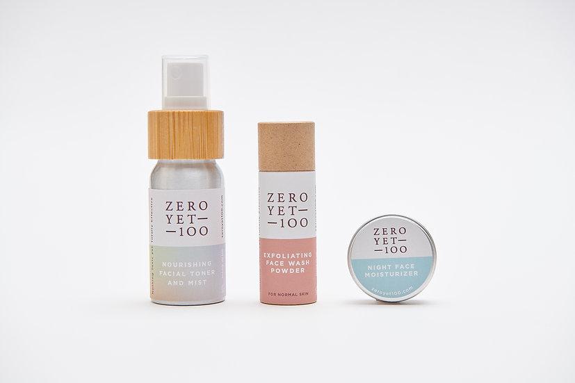 Zero Yet 100 - NEW – Mini Me Set: Brighten It / 新! 迷你套裝: 提亮