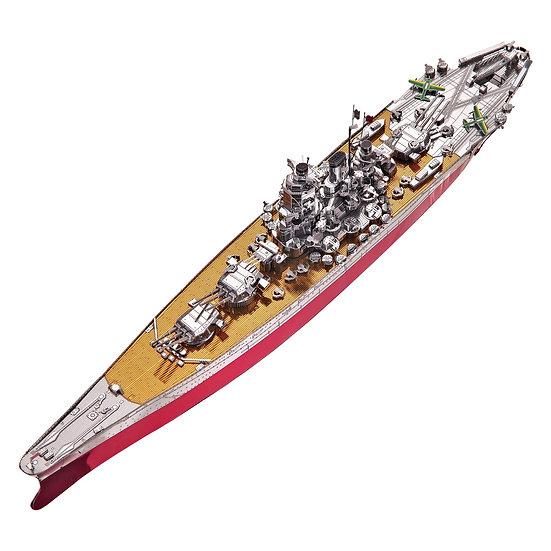 piececool - Battleship Yamato / 大和號戰列艦