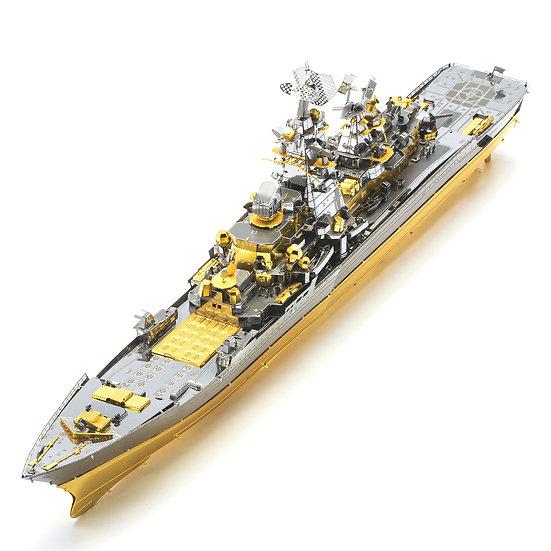 piececool - Russian battlecruiser Pyotr Velikiy / 彼得大帝號巡洋艦