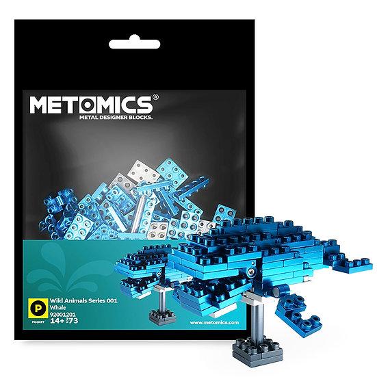 METOMICS - Whale / 鯨魚