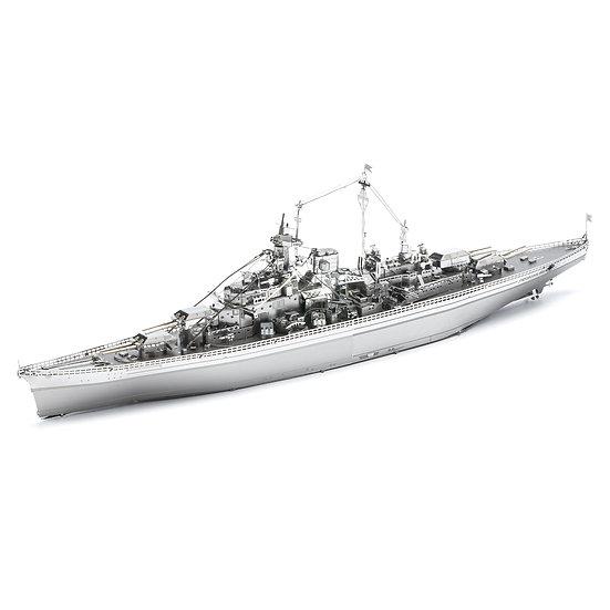 piececool - Battleship Bismarck / 俾斯麥號戰列艦
