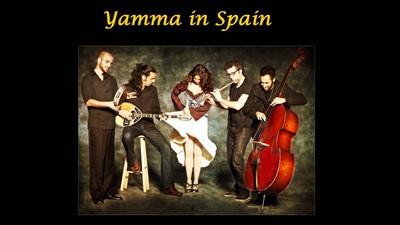 """ראיון בספרדית לתחנת הרדיו הלאומית בספרד (RNE), אודות מסע ההופעות של להקת """"יאמא"""" בספרד 2011"""