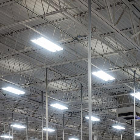 Warehouse Ceiling Lighting Industrial Fl