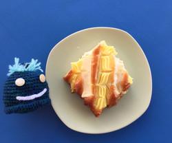 Monster Vanilla Cake