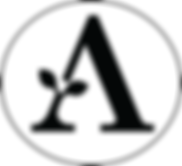 ainley secondary logo black.png