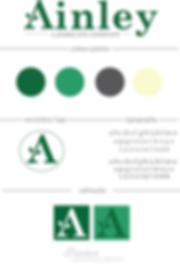 Ainley Brand Board By Trenton Communicat