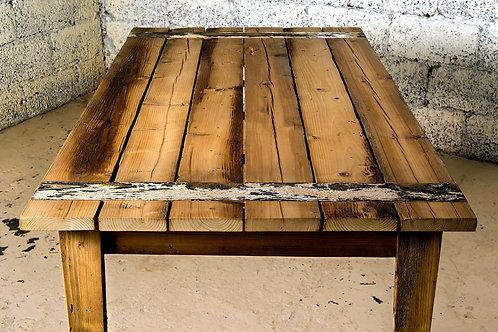 Rustic Beams שולחן פינת אוכל