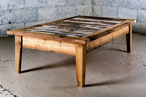Rectangle שולחן קפה