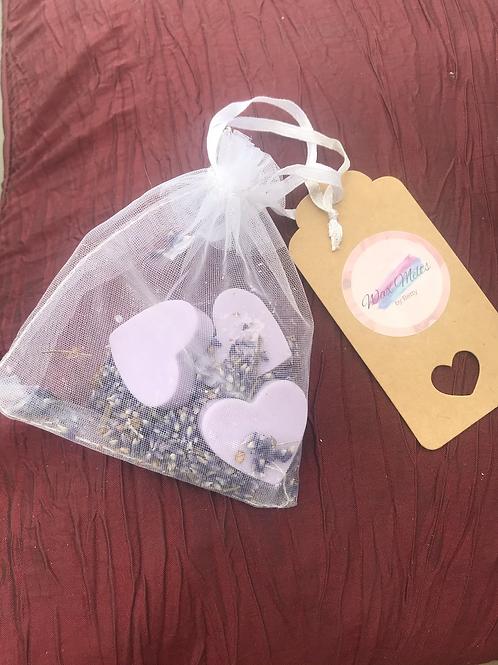 Lavender wardrobe and drawer sachet
