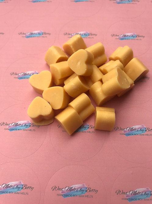 Squashed Orange - Mini Hearts (35g Bag)