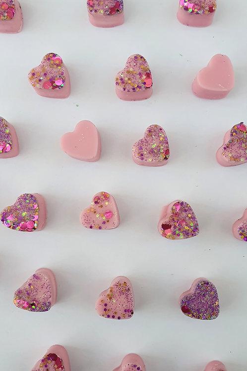 Coconut & Shea (Jo Malone Dupe) - Hearts (35g Bag)