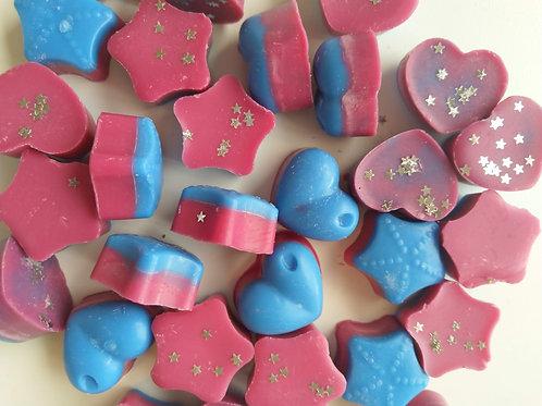 Blue Jeans - Hearts & Stars (35g Bag)
