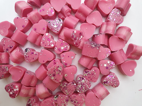 Unstoppable Bliss - Hearts (35g Bag)