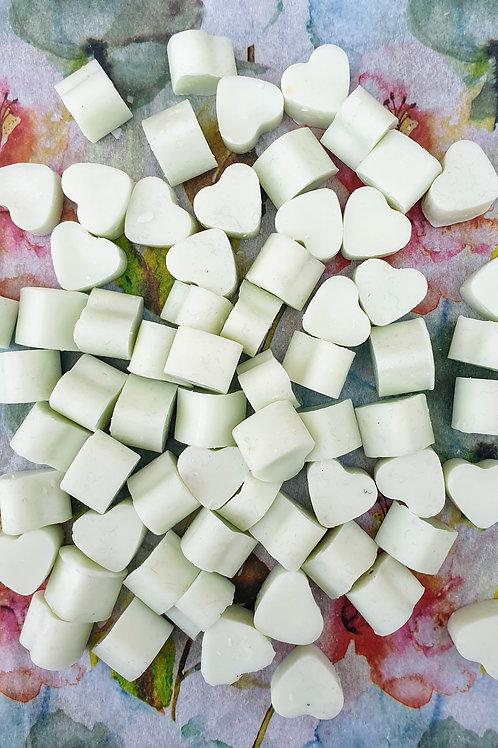 Eucalyptus - Mini Hearts (35g Bag)