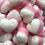 Thumbnail: Rhubarb & Custard - Hearts (35g bag)