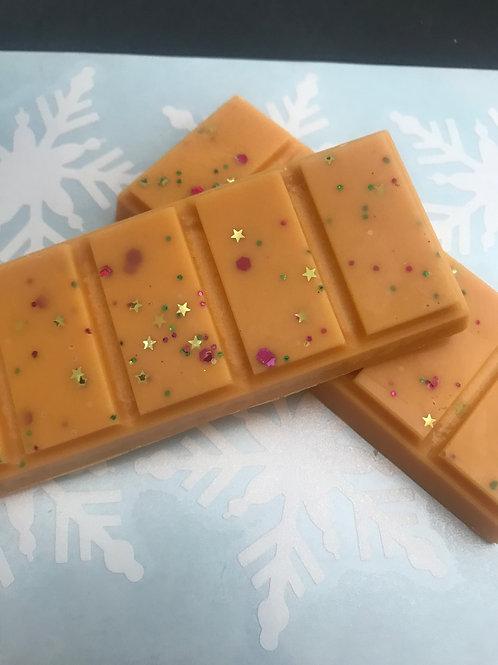 Christmas Pudding Snap Bar