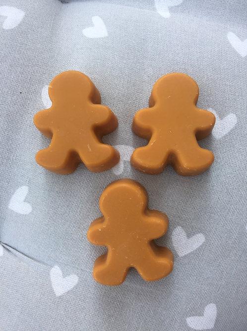 Warm Gingerbread Man