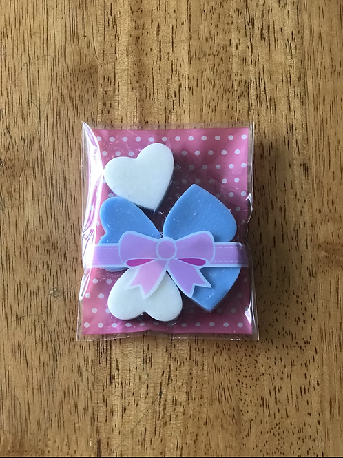 Flashy Bathroom Hearts (35g bag)