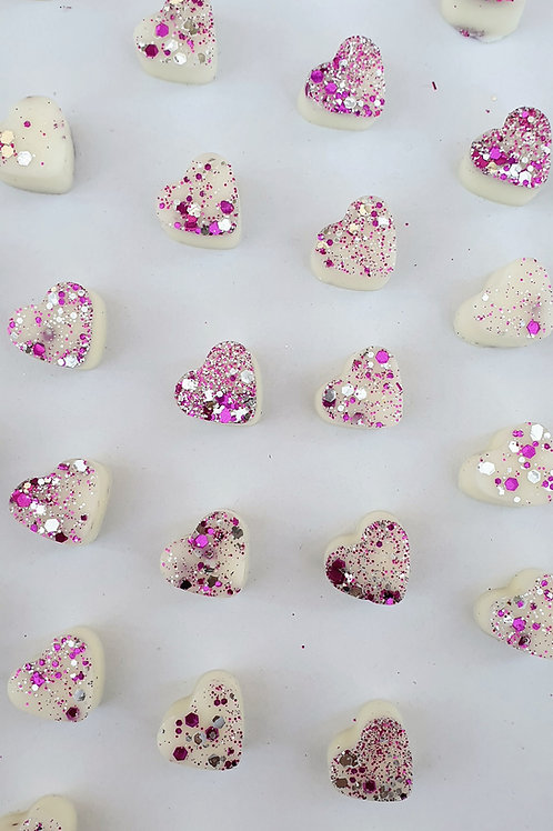 Unstoppable Lavish - Mini Hearts (35g Bag)