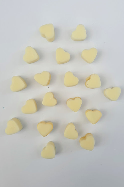 Coconut - Mini Hearts (35g Bag)