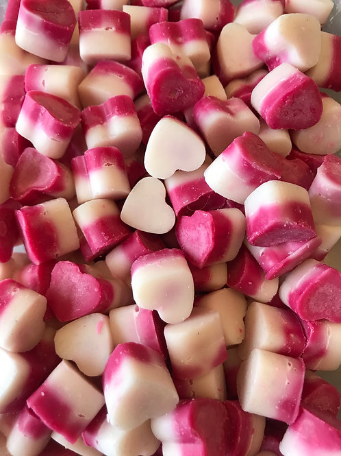 Drumstick Lolly -Mini Hearts (35g Bag)