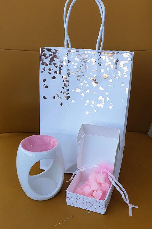 Colour Block Gift Set
