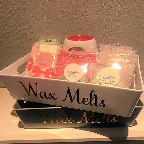 Wax Melt Storage Boxes